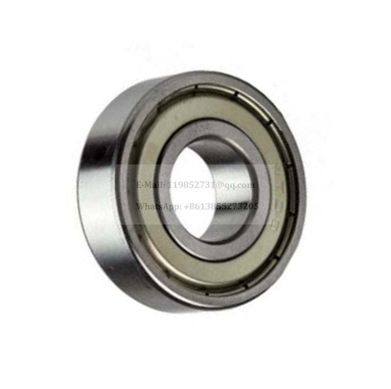 Auto Steel Ball Bearing 6203 ZZ for Car Wheel 6207ZZ
