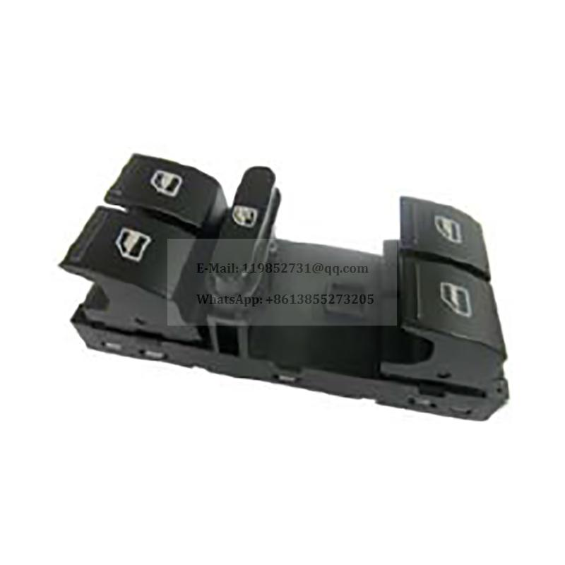 Door Window Switch Panel for Volkswagen Skoda Audi Parts 1K4 959 857 B