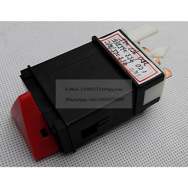 Hazard Light Switch for VW Transporter IV Bus Polo Lupo T4 6N0 953 235 1C0 953 235 7D0 953 235