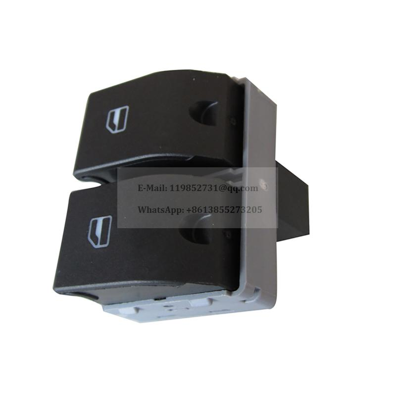 Power Front Window Switch Fit for VW Polo Fox Seat Ibiza IV Seat Cordoba 6Q0 959 858